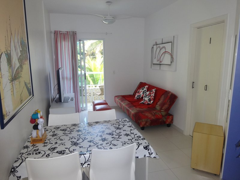 FLAT super conserved just 100 meters from the beach. Daily housekeeping and cleaning included in the price.