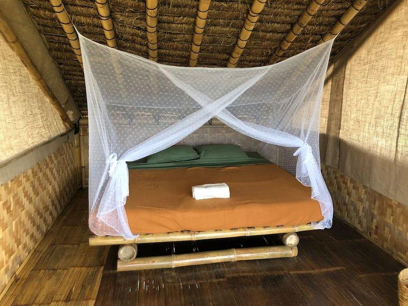 Bamboo & B (Private Room 1), alquiler de vacaciones en Glagah