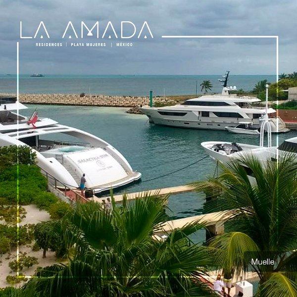 LA AMADA RESIDENCE, LUXURY PRIVATE BEACH, holiday rental in Playa Mujeres