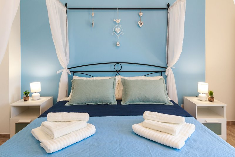 Lumia e Zagara, holiday rental in Trappitello