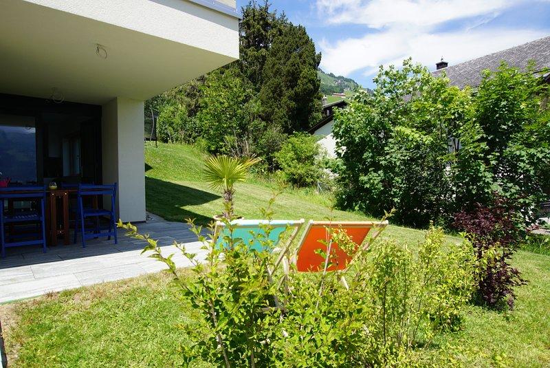 Bijou am Bach, location de vacances à Rapperswil