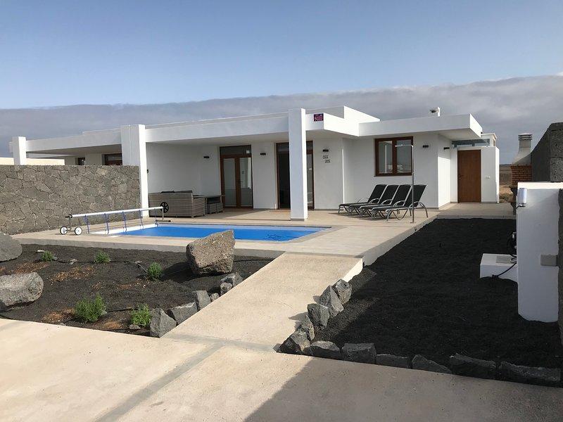 Villa Casa Juma Playa Blanca, Lanzarote, holiday rental in Las Brenas