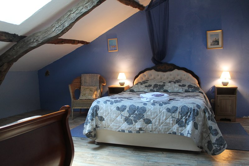 Chambres d'hôtes du Refuge aux étoiles, holiday rental in Ginals