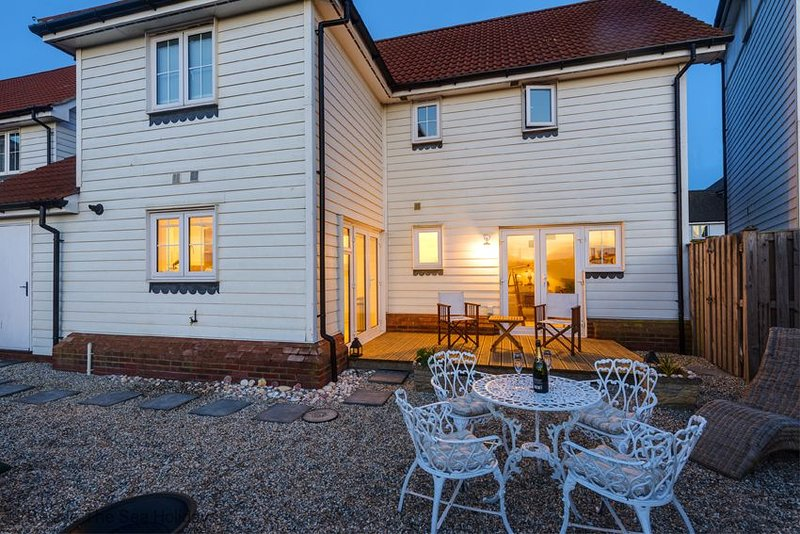 Mariners Moon, holiday rental in Camber