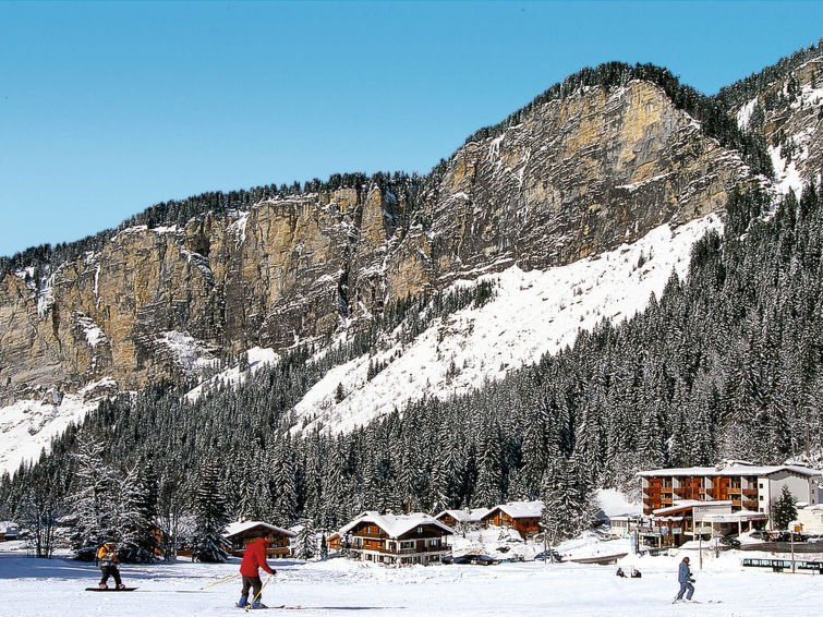 1 bedroom Apartment with WiFi - 5653049 Chalet in Morzine
