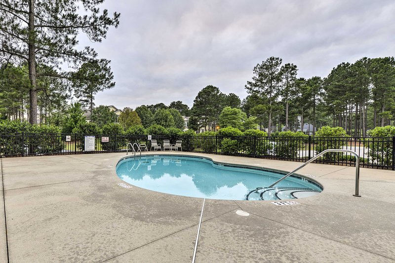 Enjoy all the amenities of The Inn at Anderson Creek Club.