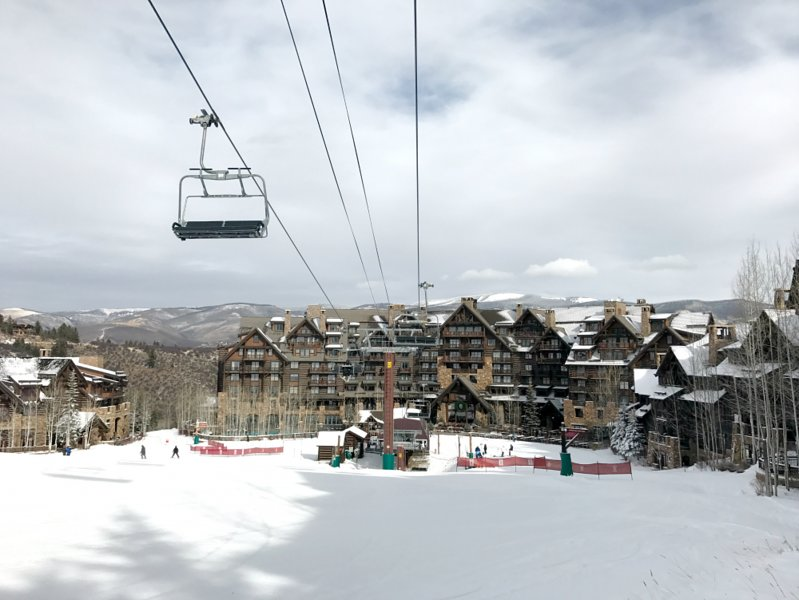 True Ski-in and Ski-out access