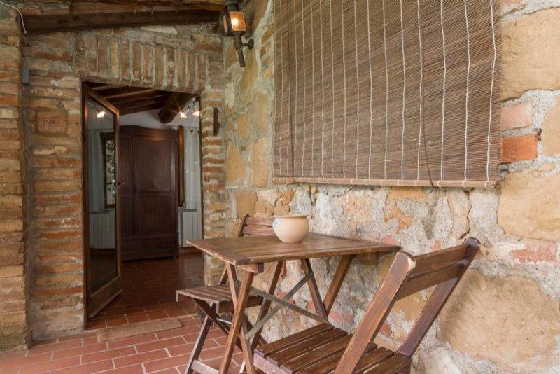 Borgo Villa Certano - Stallina, holiday rental in Volte Basse