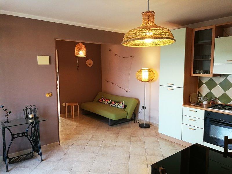 Casa ro Tunno, holiday rental in Lenzevacche