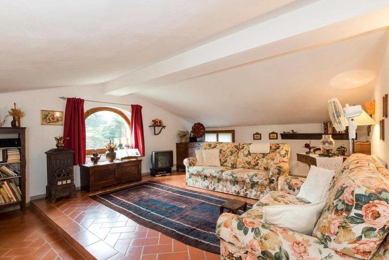 Borgo Villa Certano - Scuderia, holiday rental in Volte Basse