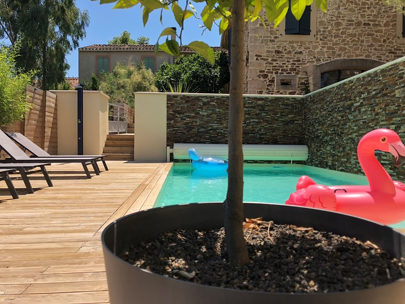 La Forge, vacation rental in Thezan-des-Corbieres