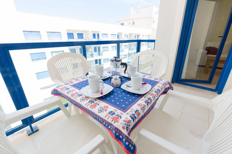 Alicante Hills balcony, holiday rental in San Isidro de Albatera