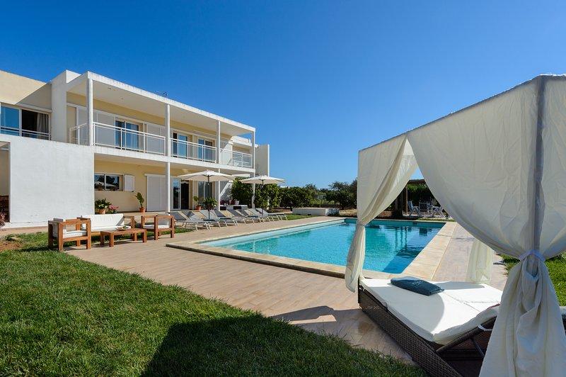 Can Guasch, Villa 5StarsHome Ibiza, holiday rental in Cala Llenya