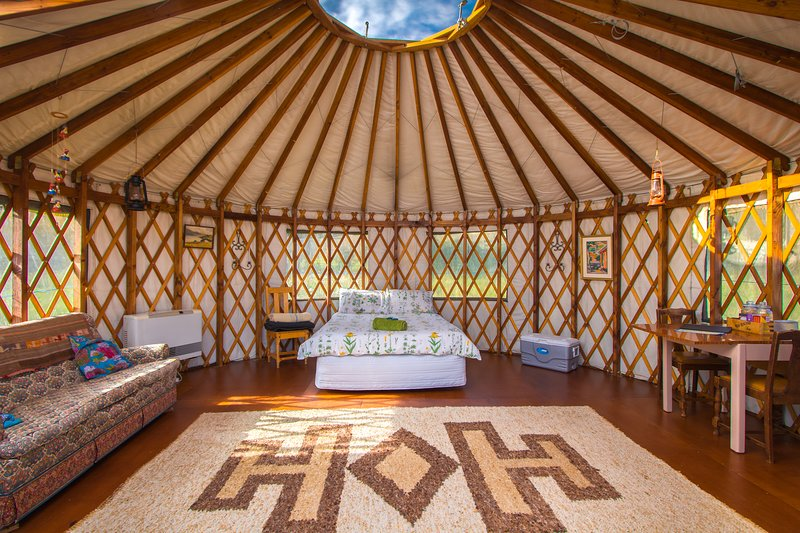 Romantic Yurt