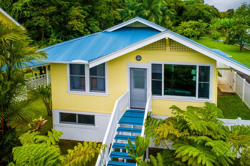The Makani Ea Home, vacation rental in Laupahoehoe