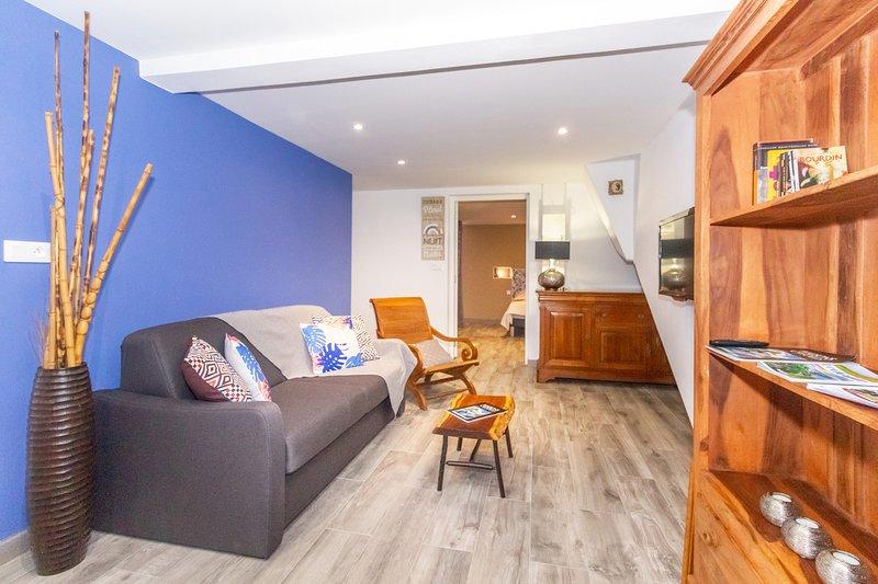 L'envol de Jodie - appartement vue mer flambant neuf - 2ch/2sdb, casa vacanza a Saint-Leu