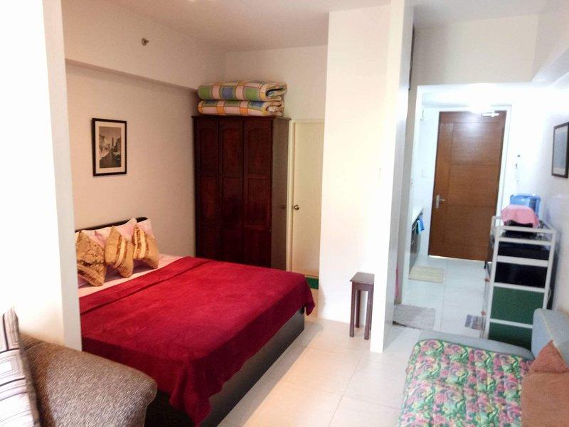 Pico de Loro 1 bedroom unit (Myna A 507), holiday rental in Nasugbu