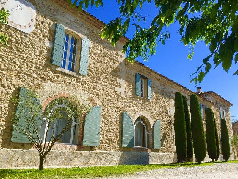 LE MONASTERE SAINT ALBERGATY, casa vacanza a Entraigues-sur-la-Sorgue