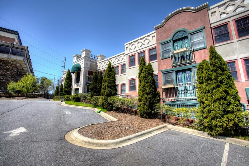 Exterior of The Hill on Lexington Park