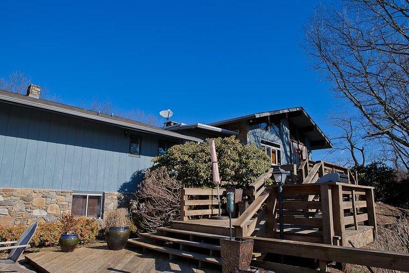 Bienvenue à Scenic Mountain Retreat!