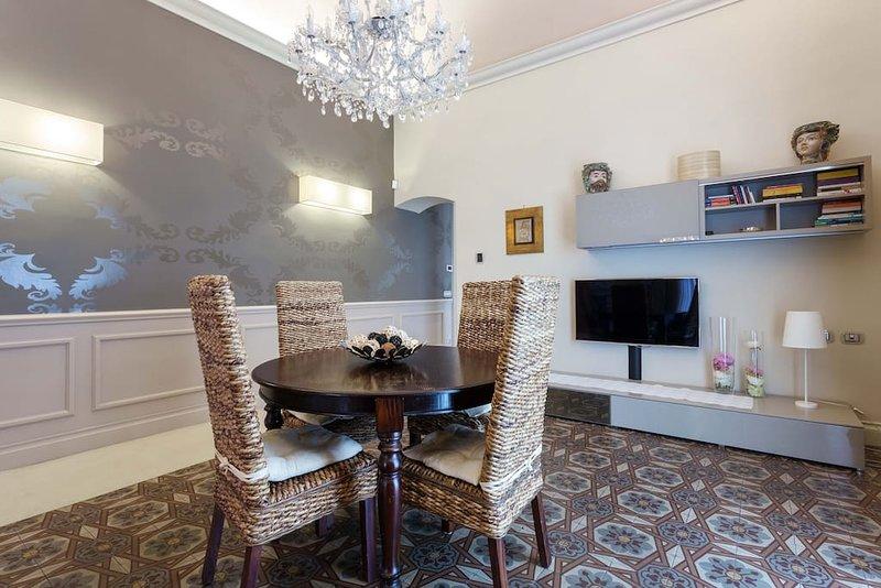 A bedda casa - Your apartment in central Catania, alquiler de vacaciones en Catania