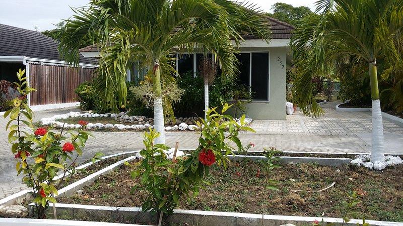 The Palms, location de vacances à Baie de Sainte-Anne