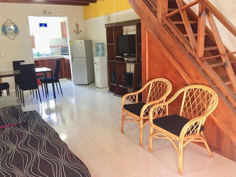 Cabaña Diana , en el mejor punto de San Andres, vacation rental in San Andres Island