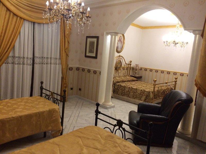 B&Bsan cristofero, vacation rental in Aidone