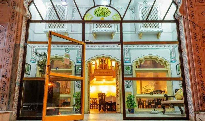 Mahar Haveli  A Heritage Homestay, holiday rental in Amer