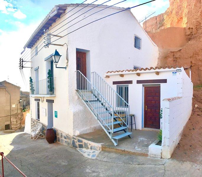 Casa Renieblas, alojamiento rural en Ariza con mucho estilo y encanto., casa vacanza a Munebrega