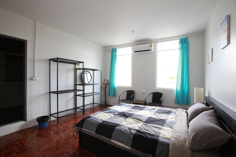 Zee Thai Hostel Private Room 18  Khaosan Bangkok, Ferienwohnung in Bangkok