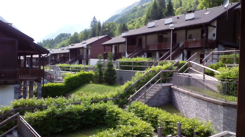 La Dimora delle Corti, vacation rental in Rimasco