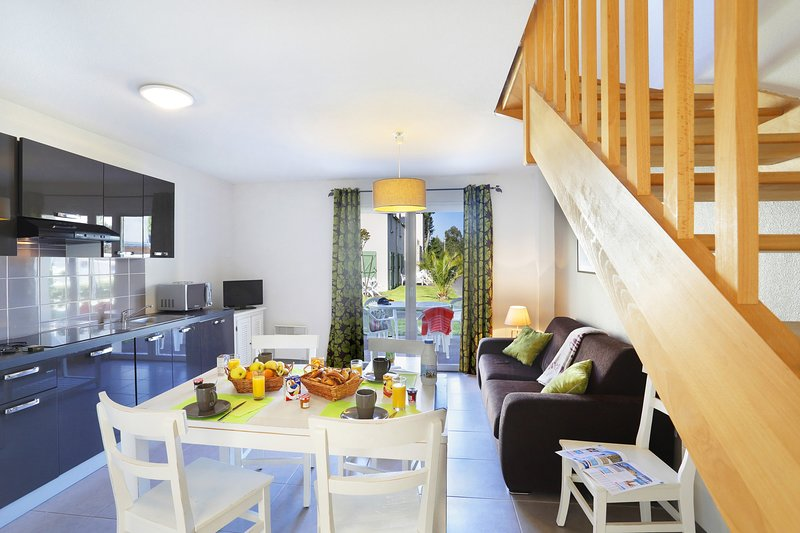 Come and stay in our 1 Bedroom House in Saint-Malo!