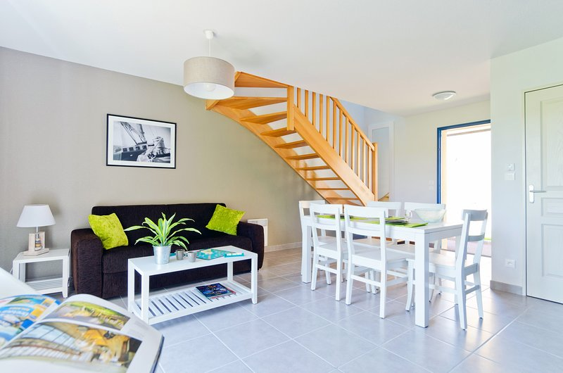 Come and stay in our 2 Bedroom House in Saint-Malo!