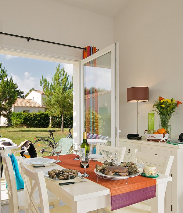 Welcome to our lovely 1 Bedroom House in Dolus d'Oléron!