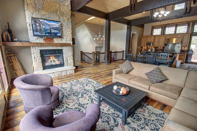 Geweldige privévakantie thuis in de Colorado Rockies!