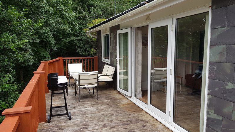 89 Lower Lakeside - Glan Gwna, holiday rental in Llanrug