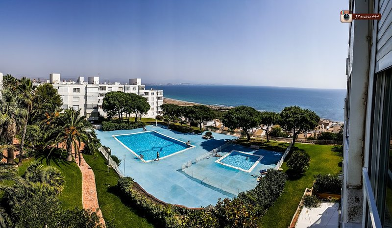 Luxury apartment views, holiday rental in Gran Alacant