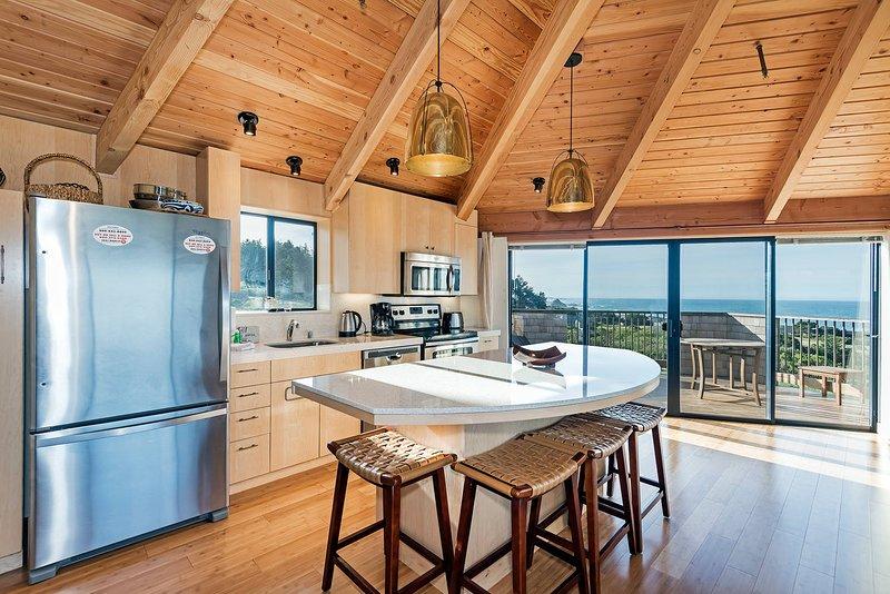 Panorama - Full Kitchen