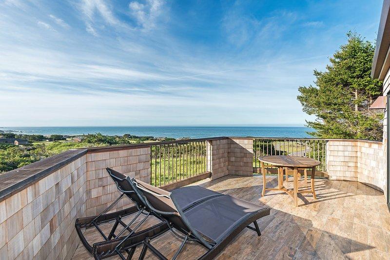 Panorama - Ocean View Balcony