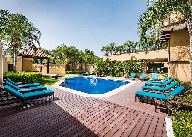 Tamarindo Costa Rica Crystal Sands Pool