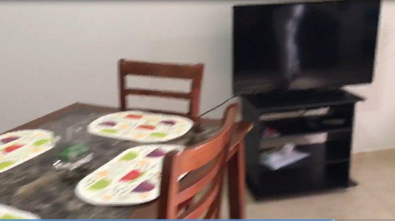 Kitchenette et TV