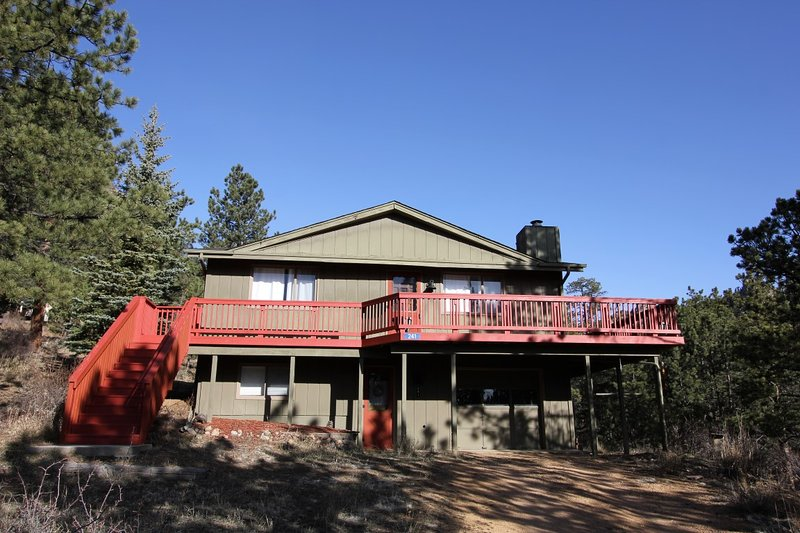 Fall River Cabin - in the most ideal location!