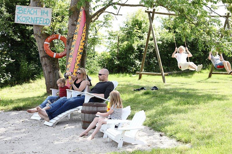 Hofbude Fehmarn - Urlaub auf dem Bauernhof auf der Ostseeinsel Fehmarn, holiday rental in Lemkendorf