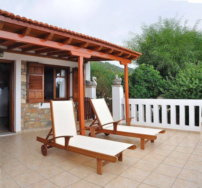 Anatoli Villa (2-3 Persons), holiday rental in Agios Petros