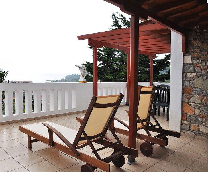 Anatoli Villa (2-4 Persons), holiday rental in Agios Petros
