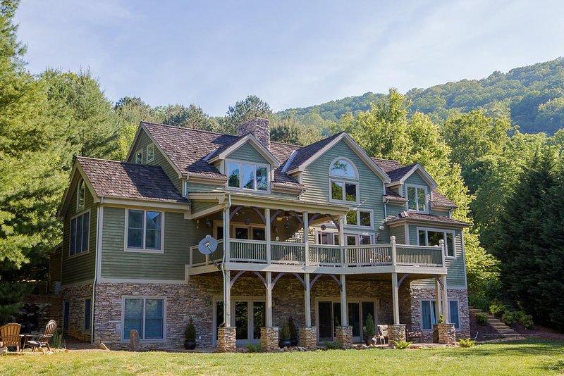 Pine Hollow, casa vacanza a Fairview