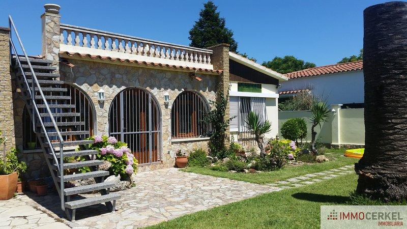 House with 3 bedrooms, quiet area in Empuriabrava, holiday rental in Vilacolum