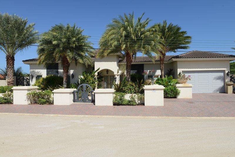 Villa Vecchia, alquiler de vacaciones en Malmok Beach