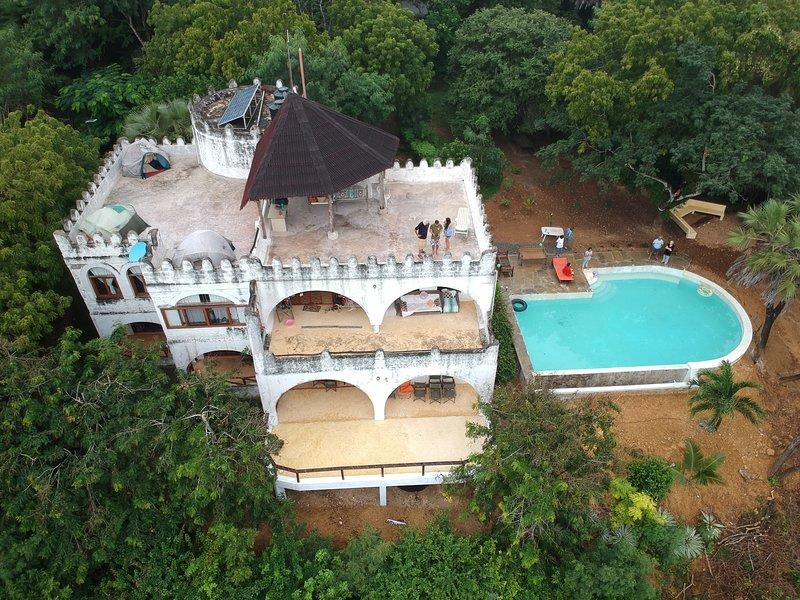 AMANI ECO SANCTUARY, holiday rental in Vipingo